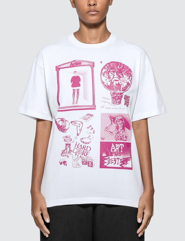 Aries Zine T-shirt