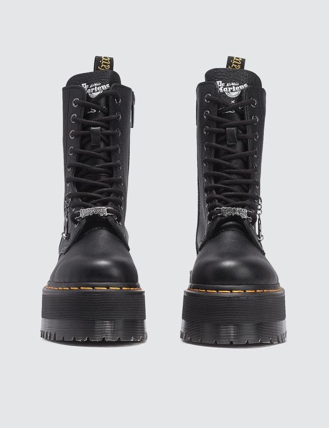 Dr. Martens Dolls Kill X Dr. Martens Jadon Hi Max DK Platform Boots