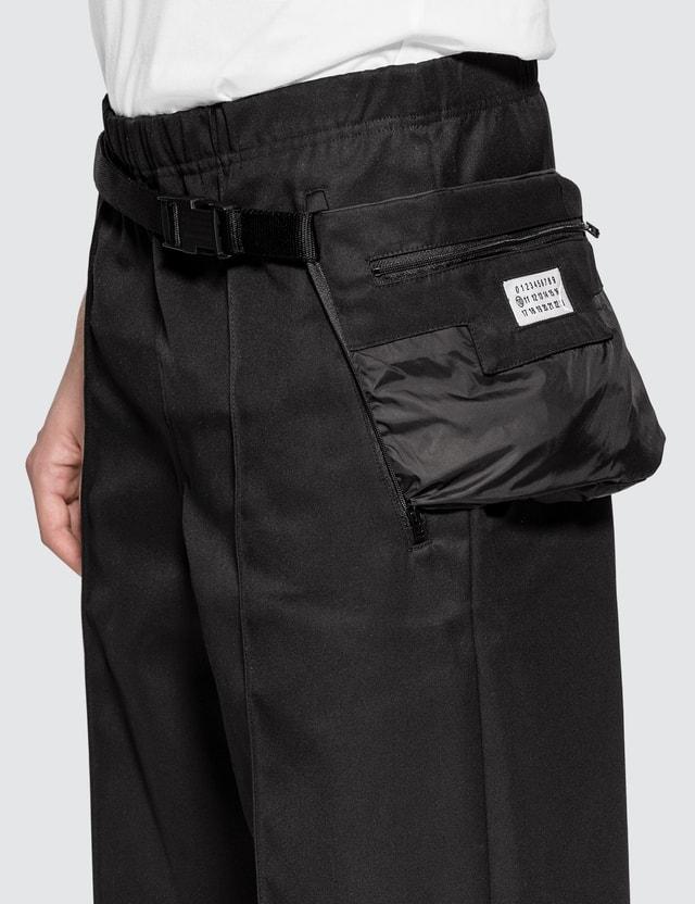 Maison Margiela Trench Gabardine Pants