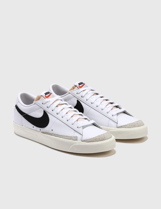 Nike Blazer Low 77 White/black-sail Men