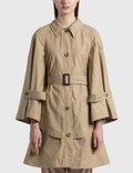 Moncler Genius 1 Moncler JW Anderson Dungeness Trench Coat Picutre