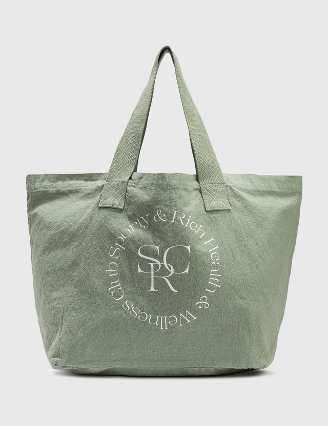 Sporty & Rich SRHWC Tote Bag