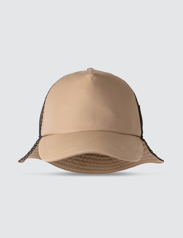 Burberry Trucker Bucket Hat