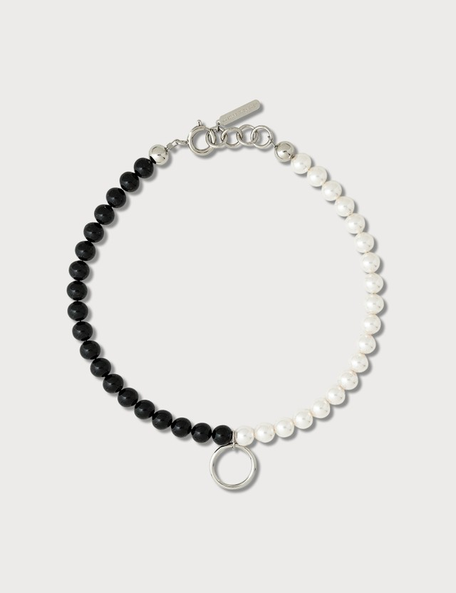 Justine Clenquet Keith Choker