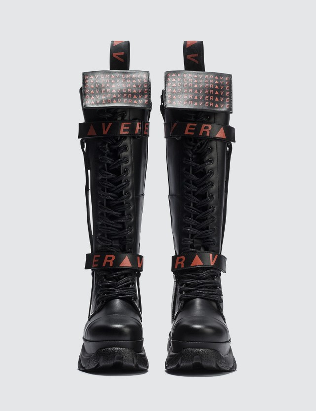 Buffalo London Buffalo X Patrick Mohr Rave High Boots