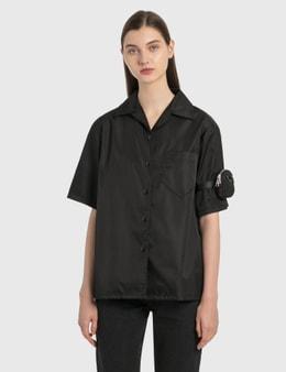 Prada Re-nylon Gabardine Shirt