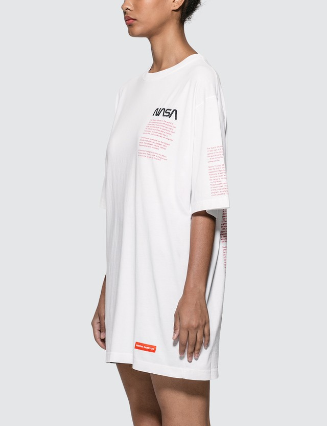 Heron Preston NASA Facts Oversized T-shirt