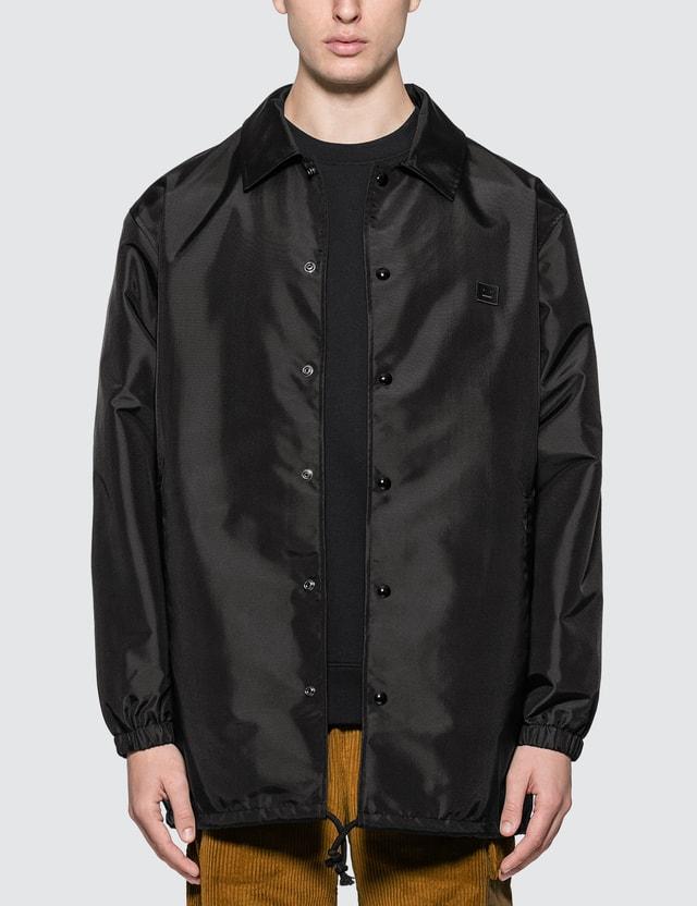 Acne Studios Oscoda Face Print Jacket