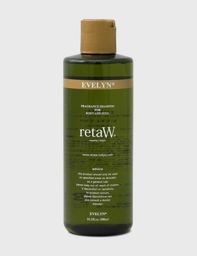 Retaw EVELYN* Fragrance Body Shampoo Black Unisex