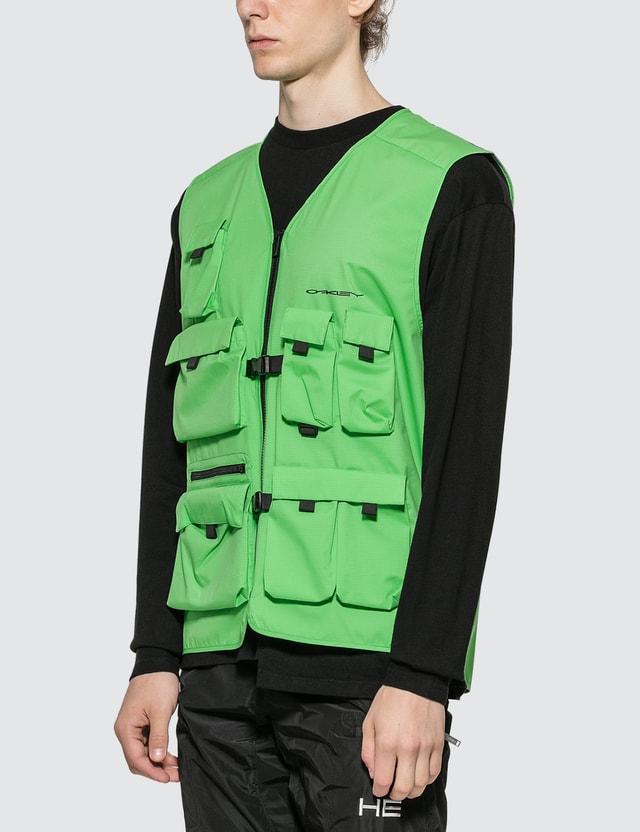 Oakley Outdoor Vest Laser Green Men