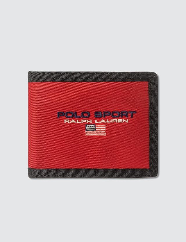 Polo Ralph Lauren Polo Sport Nylon Wallet