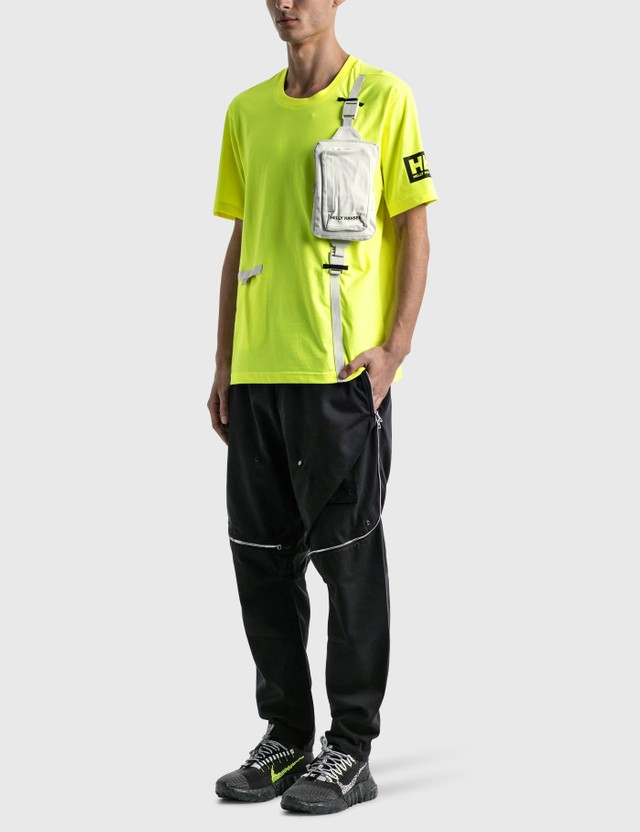 Helly Hansen Ocean Ss T-shirt Neon Yellow Men