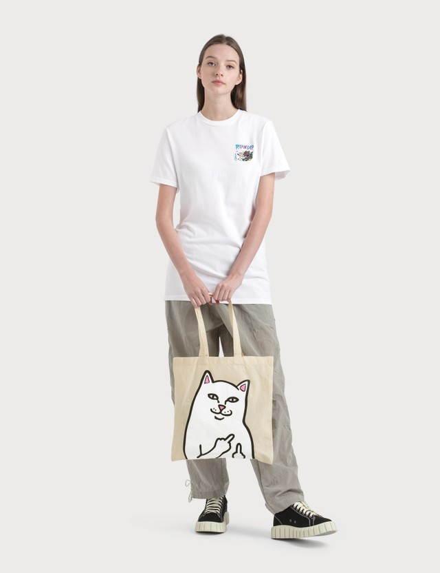 RIPNDIP Hash Bros T-Shirt White Women