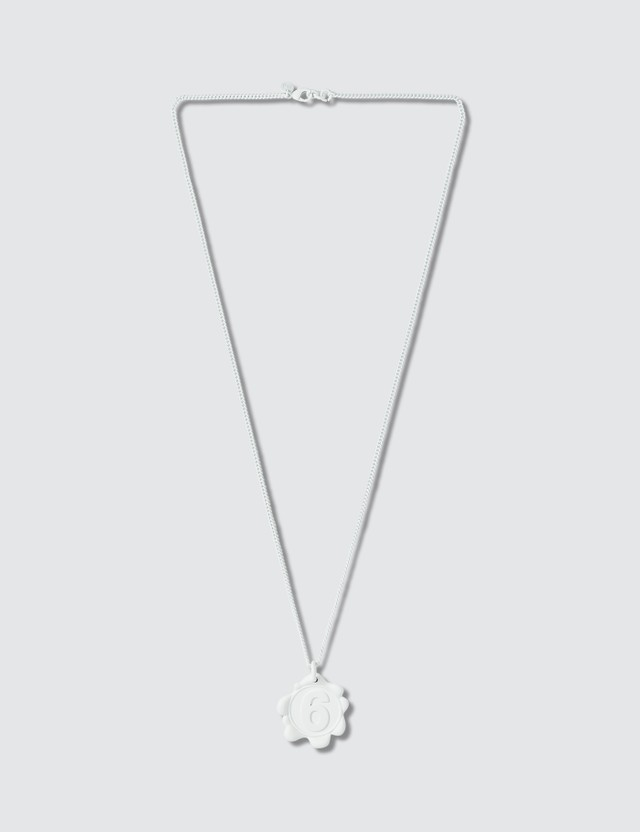 sneakers for cheap 61687 19b66 6 Logo Necklace