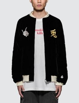 #FR2 Velvet Souvenir Jacket