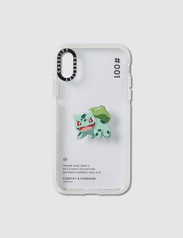 Casetify Bulbasaur 001 Pokédex Day Iphone X/Xs Case