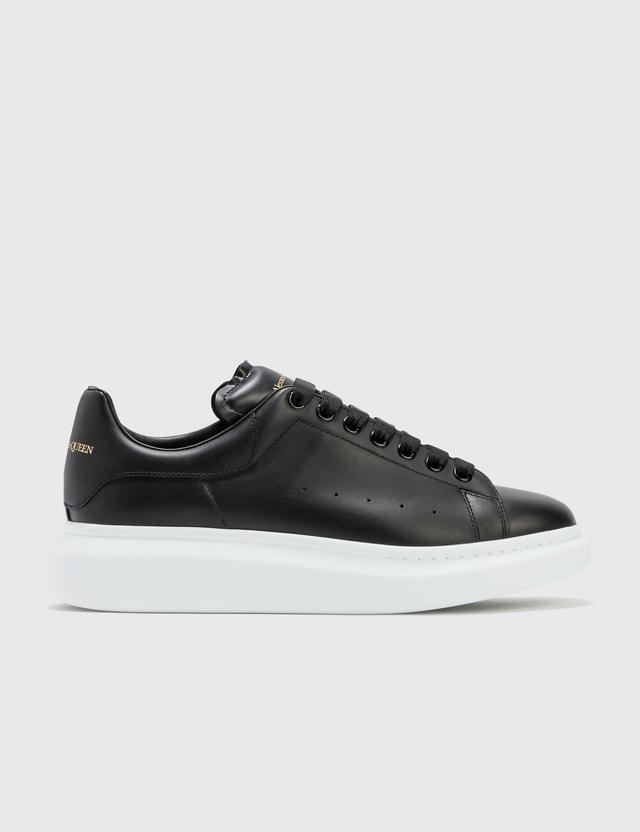 Alexander McQueen Oversized Sneaker Black/black Men