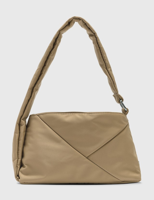 Daniëlle Cathari Cathari Puff Bag Caramel Women