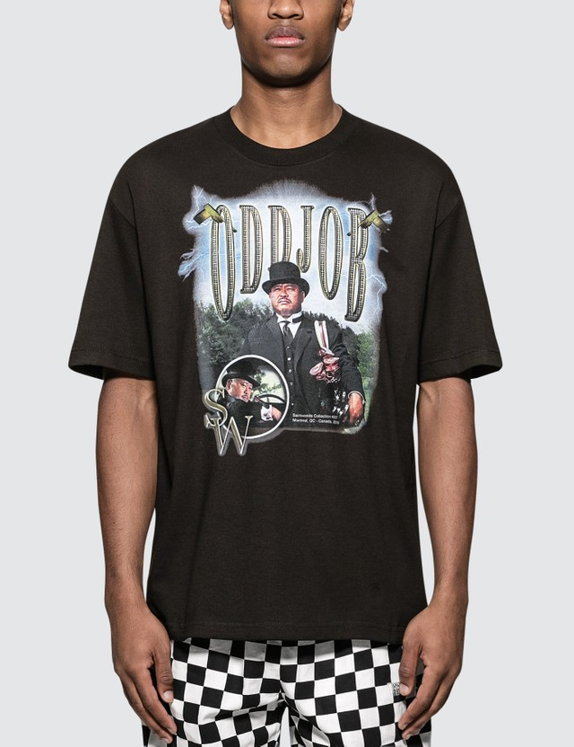 Saintwoods Oddjob Screenprint T-Shirt