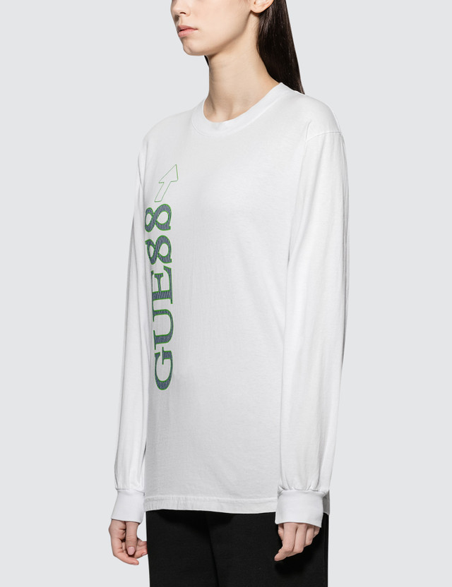 88Rising x Guess 88 Rising Long Sleeve Graphic T-Shirt