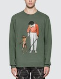 Undercover Graphic Print Sweatshirt Picture