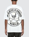 Mastermind World Back Oversized Logo Print T-Shirt Picture