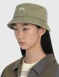 Stussy Stock Washed Bucket Hat