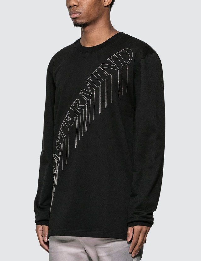 Mastermind World Beaded Logo Sweatshirt