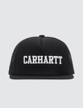 Carhartt Work In Progress College Trucker Cap Picture