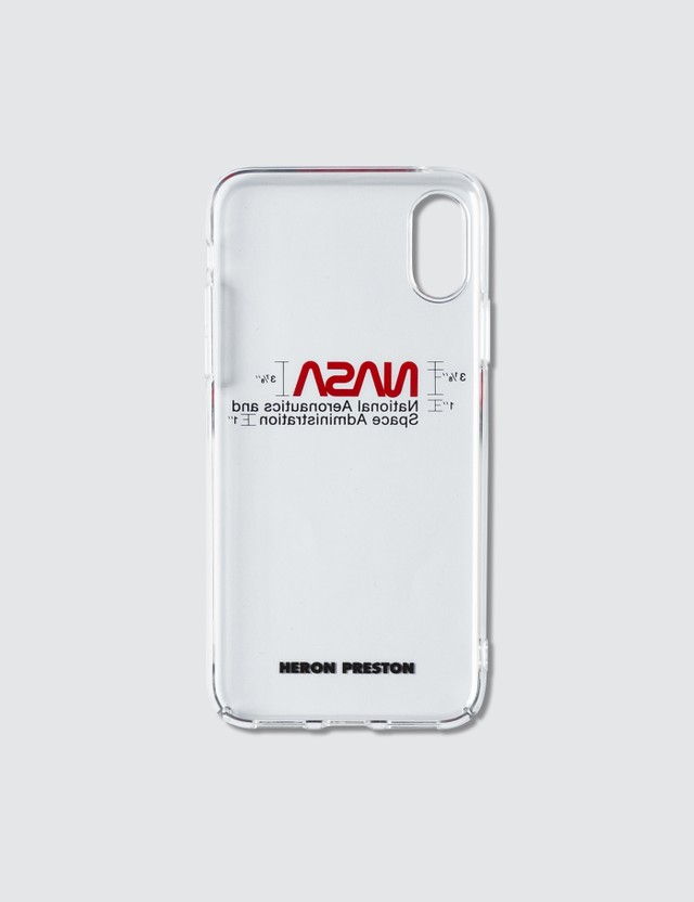 Heron Preston NASA Iphone XS Case