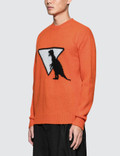 Prada Dinosaur Knit Sweater