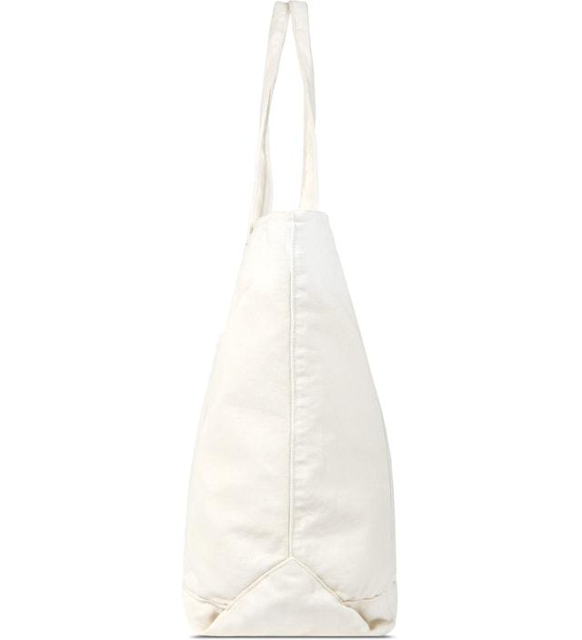 61661116881 Carhartt Work In Progress Carhartt WIP x SlamJam Putty Coated Duck Canvas  Simple Tote Bag