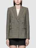 Helmut Lang Double Breasted Blazer 사진