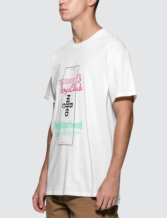 NEIGHBORHOOD Billionaire Boys Club X Neighborhood S/S T-Shirt 1