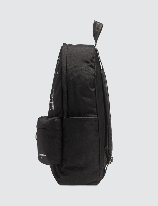 Off-White Abstract Arrows Backpack