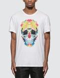 Alexander McQueen Sprayed Skull T-shirt Picture