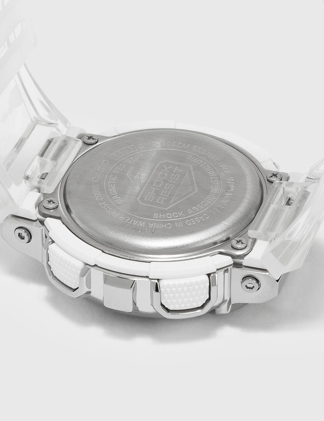 G-Shock GM-110SCM-1A Clear Men