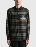 Burberry TB Monogram Check Shirt Picutre