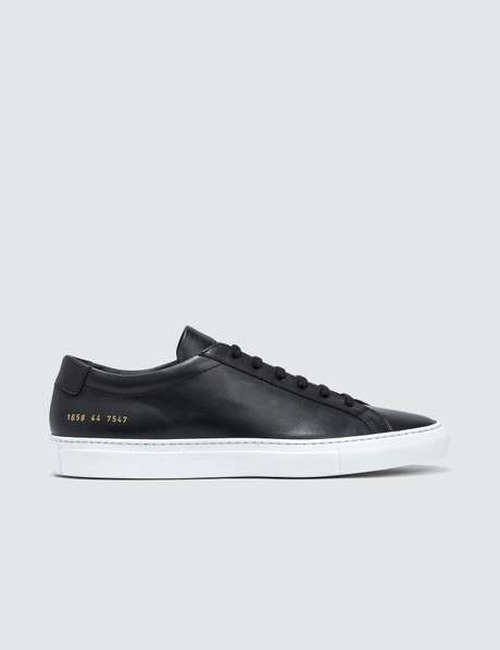 watch 8326b b64fd Common Projects · Original Achilles Leather sneakers