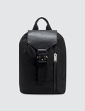 1017 ALYX 9SM Tank Backpack with Leather Flap Picture