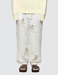 Loewe Plumetis Pyjama Trousers Picture
