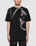 Marcelo Burlon Double Snakes T-Shirt Picture