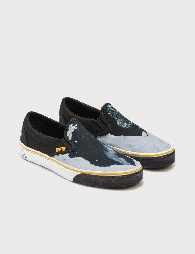 Vans Vans x National Geographic Slip-on (national Geographic) Then/now Glacier Women
