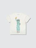 Mini Rodini Liberty Sp Short Sleeve T-shirt Picture