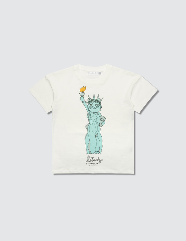 Mini Rodini Liberty Sp Short Sleeve T-shirt