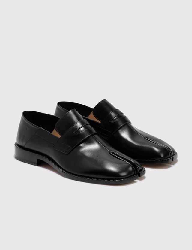 Maison Margiela Tabi Loafers Black Men
