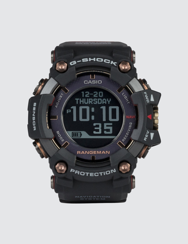 "G-Shock GPR B1000TF Rangeman ""35th Magma Ocean"""
