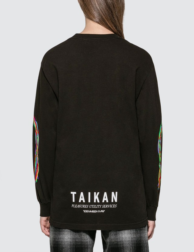 Pleasures Taikan Long Sleeve T-Shirt