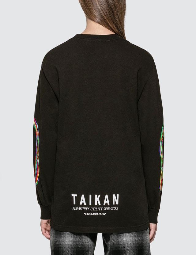 Pleasures Taikan Long Sleeve T-Shirt
