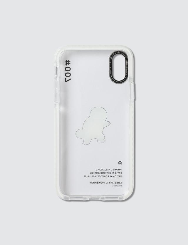 Casetify Squirtle 007 Pokédex Day Iphone X/Xs Case